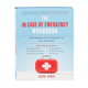 The In-Case-Of-Emergency Workbook, One Size