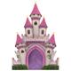 Children's Magical Castle 30 Piece Floor Puzzle, One Size