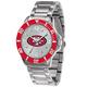 Mens NFL Sparo Key Silver Watch, One Size