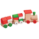 Christmas Train Set, One Size