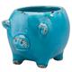 Ceramic Pig Planter, One Size
