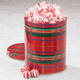 Holiday Tin with Peppermint Balls
