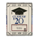 Personalized 2020 Graduation Afghan, One Size