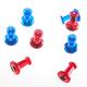 Push Pin Magnet Set/8, One Size
