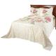 Helen Chenille Bedspread/Sham Full by OakRidge, One Size