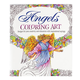 Angels Art Coloring Book, One Size