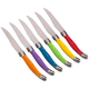 Set of 6 Provence Steak Knives, One Size