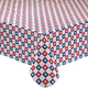 American Stars Vinyl Table Cover, One Size