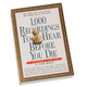 1,000 Recordings to Hear Before You Die, One Size