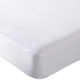 Cotton Terry Crib Mattress Protector, One Size