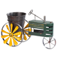 Metal Tractor Windmill Planter by Fox River Creations™, One Size