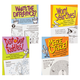 Children's Bible Puzzle Books, Set of 4, One Size