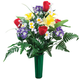 Memorial Silk Flowers, One Size