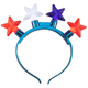 Patriotic Jumbo Lighted Headband, One Size