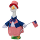 Uncle Sam Goose Outfit, One Size