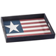 Stars & Stripes Wood Serving Tray, One Size