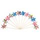 Mini Colorful Pinwheels, Set of 12, One Size