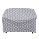 Trellis Pattern Quilted Glider Cover, 78