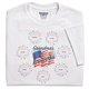 Personalized Fireworks T-Shirt, One Size