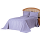 Margaret Matelasse Bedspread/Sham Twin Lilac by OakRidge, One Size