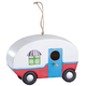 Resin Vintage Camper Birdhouse, One Size