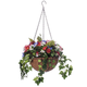 Daisy and Greenery Lighted Basket by OakRidge™, One Size