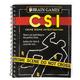 Brain Games® CSI Puzzle Book