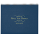 3 Year Calendar Diary 2020-2022 Blue