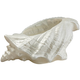 Plastic Sea Shell Planter, One Size