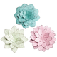 Metal Flower Wall Hangings Set/3 by Fox River Creations™, One Size