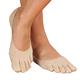 Comfy Gel Heel Toe Socks, One Size