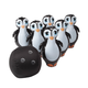 Inflatable Penguin Bowling Set, One Size