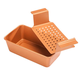 Copper Ceramic Meat Loaf Pan, One Size