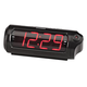 Jumbo Digit Projection Clock Radio - USB Charging, One Size