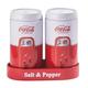 Coca Cola Tin Salt & Pepper Set, One Size