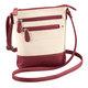Leather Crossbody Bag, One Size