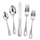 William Roberts Pearl 45 Piece Flatware Set