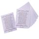 Pastel Memorial Pocket Cards 40