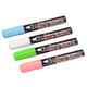 Marvy Bistro Chalk Marker Colored Set/4, One Size