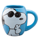 18 oz. Joe Cool Ceramic Mug, One Size