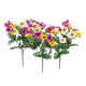 Pansy Bushes, Set of 3 by OakRidge™, One Size