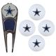 NFL Logo Golf Balls & Divot Tool Gift Set