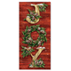 Christmas Joy Christmas Card Set of 20 Card and Envelope Personalization