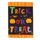 Trick-or-Treat Garden Flag, One Size
