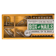 Professor Puzzle Box of Nails Puzzles, One Size