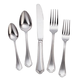 William Roberts Pendant 45 PC Flatware Set, One Size