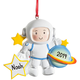 Personalized Astronaut Ornament, One Size