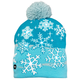 Lighted Snowflake Hat