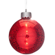 Mercury Lighted Ball Ornament, One Size