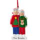 Personalized Family Sweater Ornament, One Size